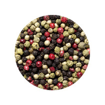Coloured pepper with pink berries India & Brazil bulk