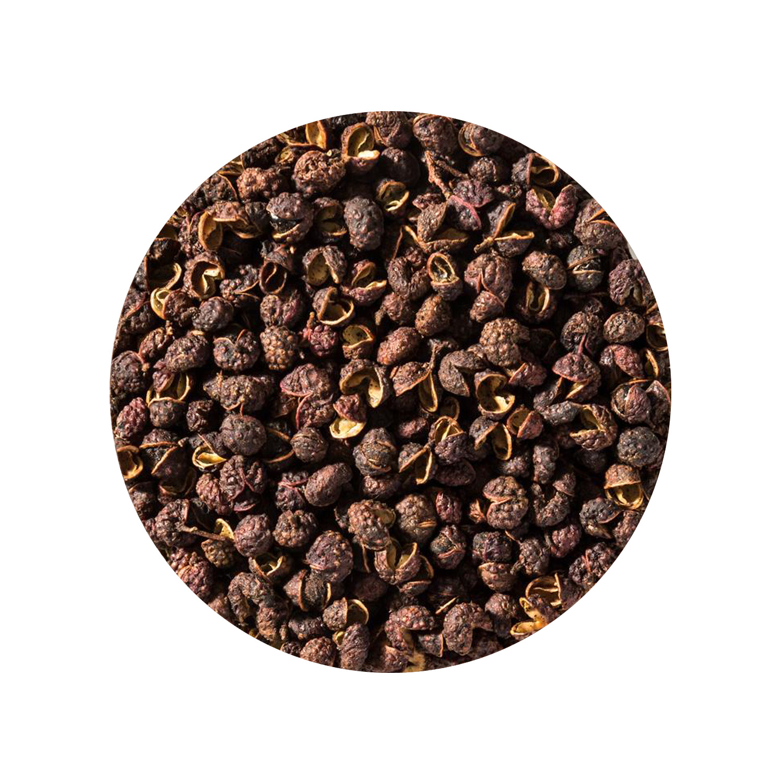 Biologische Szechuan Timut peper Nepal