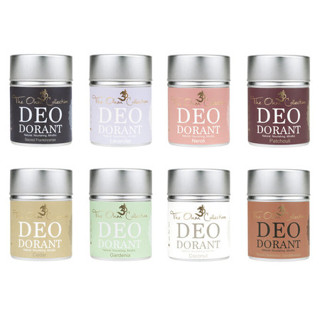 The Ohm Collection deodorant classic poeder Roos - 120g
