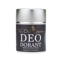 deo dorant poeder frankincense - 120g