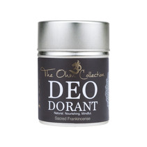 deo dorant powder frankincense - 120g