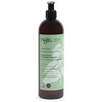Aleppo eco shampoo fedtet hår - 500ml