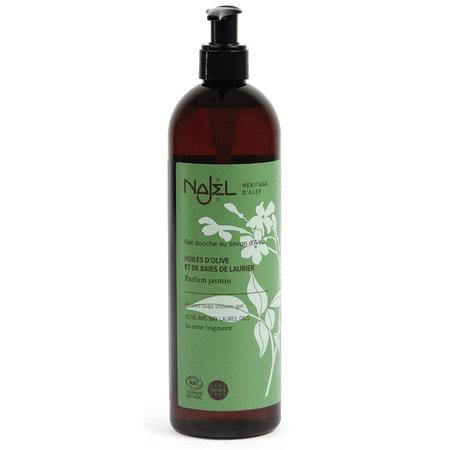 Najel aleppo douche gel en shampoo jasmijn - 500ml