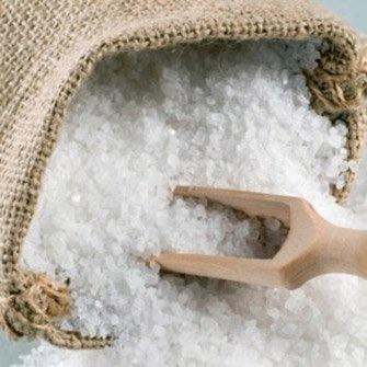 Different kinds of salt