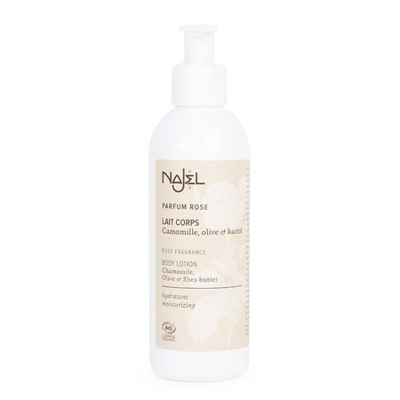 Najel Rose Scented Body Lotion