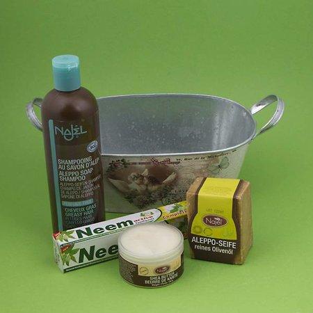 Steviahouse pakket total natural bodycare