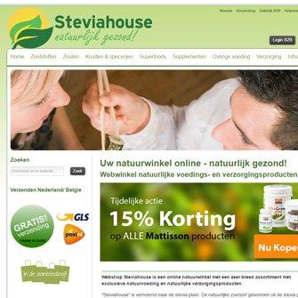 Naturaplaza heeft zijn website vernieuwd
