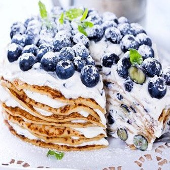 Suikervrije cake