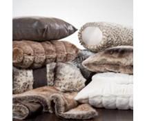 Faux Fur Cushions
