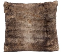 Faux Fur Cushion Puma