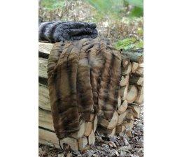 Faux Fur Throw Vison