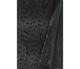 Faux Fur Throw Ocelot