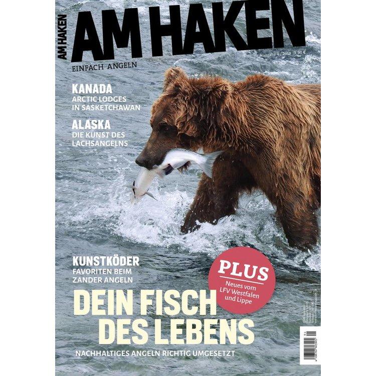 AM HAKEN Neuangler- Abonnement für 14,99