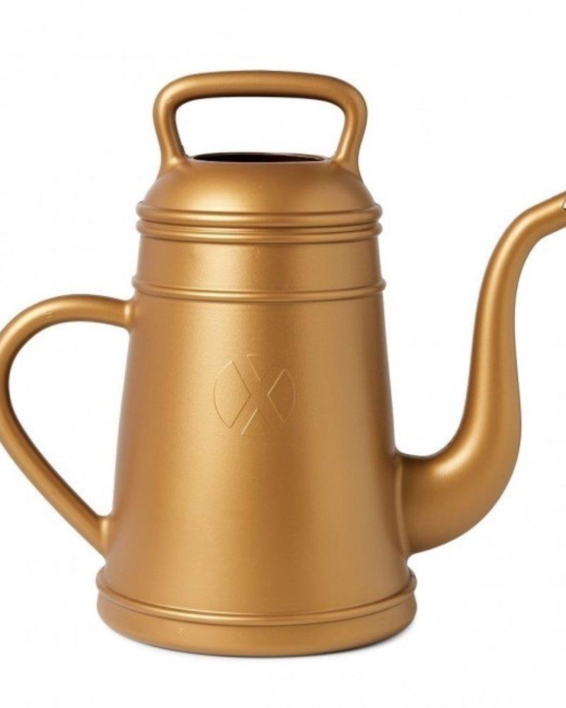 Gieter goud koffiepot