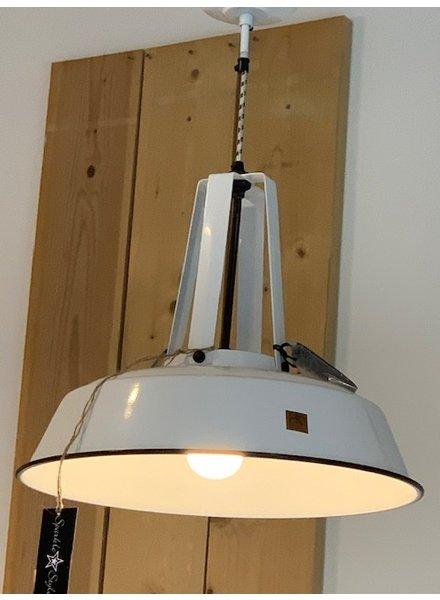 HK Living Workshop lamp L White