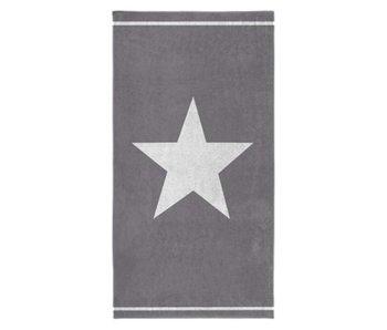 Seahorse Strandlaken Star (Grey)