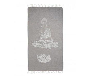 Seahorse Hamam Buddha (Anthracite)