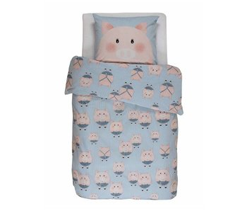 Covers & Co Piggy (Blue)