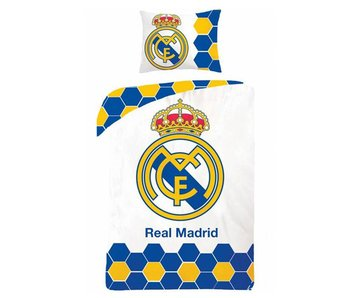 Real Madrid Logo (Wit)