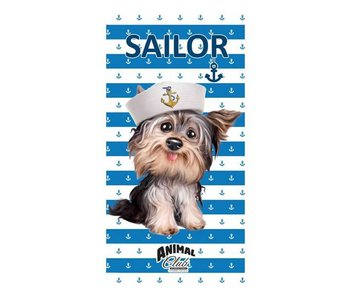 Animal Club Sailor (Blue)