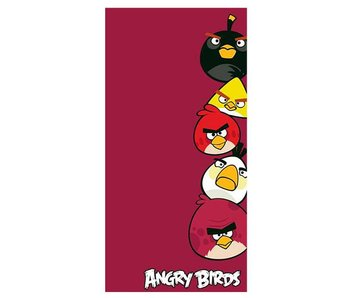 Angry Birds Ready For Action (Red)