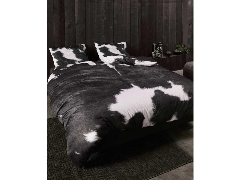 Essenza Essenza dekbedovertrek Cow (Grey)