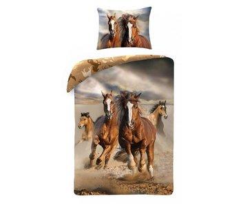 Animal Pictures Paarden (Bruin)