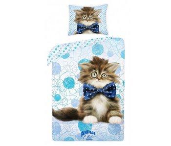 Animal Club Cat (Blue)
