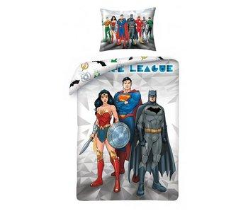 Justice League Justice (Grey)