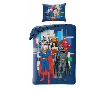 Justice League Team (Blue)