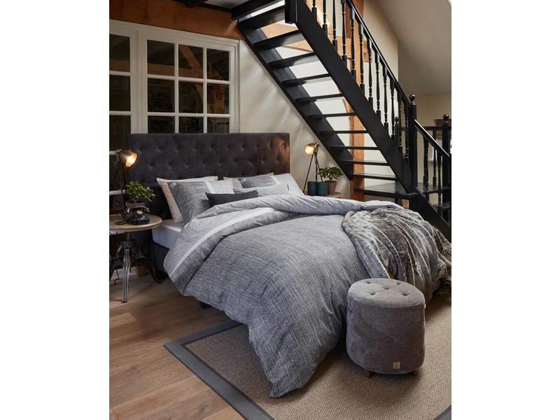 Rivièra Maison Rivièra Maison dekbedovertrek Amsterdam Loft (Grey)