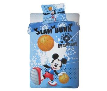 Mickey Mouse Slam Dunk (Blue)