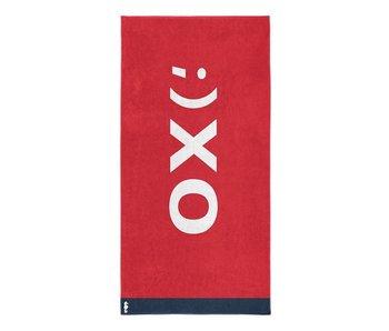 Seahorse Strandlaken XO (red)