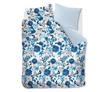 Beddinghouse Floral Sketch (Blue)