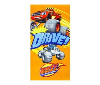 Blaze Drive (Orange)