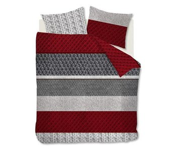 Beddinghouse Flanel Miles (Red)
