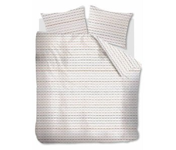Beddinghouse Woven Lines (Pink)