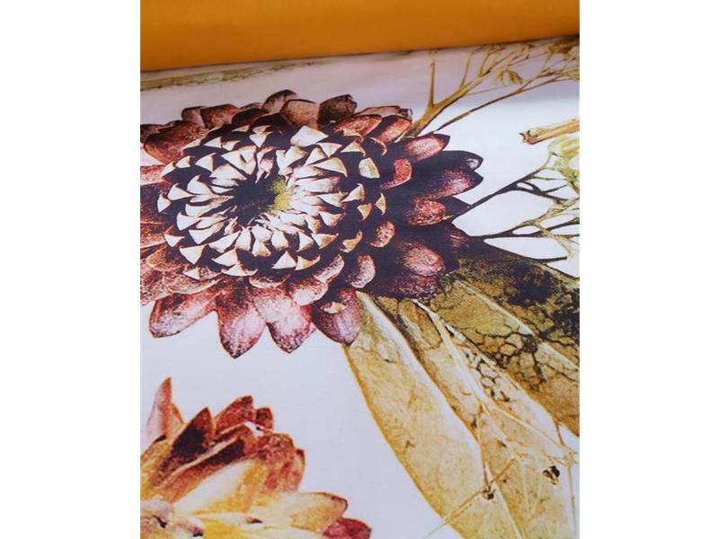Beddinghouse Beddinghouse dekbedovertrek Fall Bouquet (Ochre)