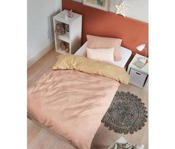 Beddinghouse Flanel Boet (Soft Pink)