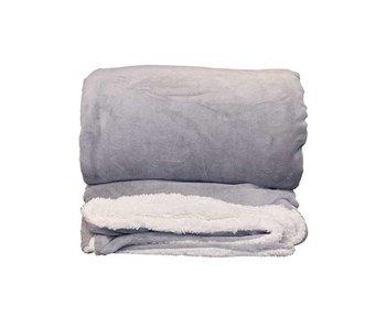 Unique Living XL Plaid Lars (Grey)
