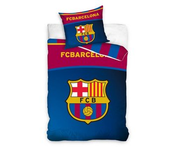 FC Barcelona FCB Club Logo (Blue/Red)