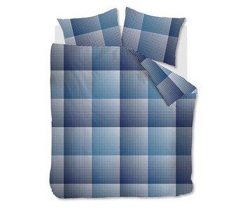 Beddinghouse Flanel Graham (Blue)