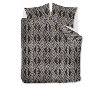 Beddinghouse Flanel Aran Knit (Grey)