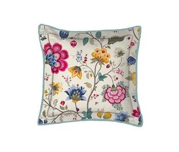 PiP Studio Floral Fantasy (Ecru) 45x45