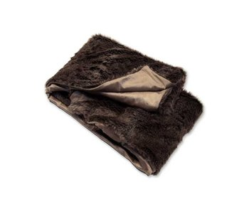 Unique Living Plaid Albury (Fake Fur)