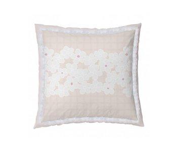 Stapelgoed Flower Fields (Pink) 75x75