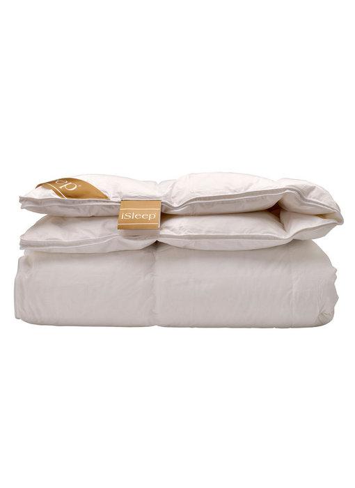 iSleep Gold ganzendons (warmteklasse 2)
