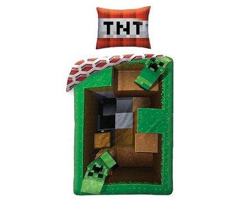 Minecraft Bang (Green)