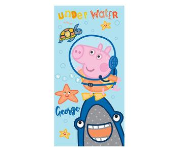 Peppa Pig George Underwater (Blue)