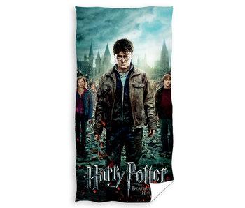 Harry Potter Strandlaken HP & The Deathly Hallows (Multi)